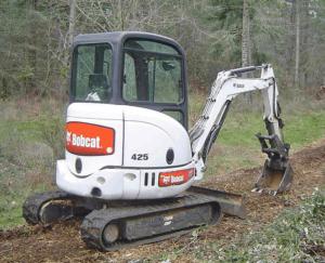 Mark benson - Excavator